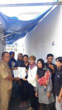Pada tanggal 20 Januari 2020 Kelurahan Sosromenduran Kecamatan Gedongtengen melakukan Pelayanan perdana  three in one Dokumen Kematian (Akta Kematian, KK dan KTP pasangan)