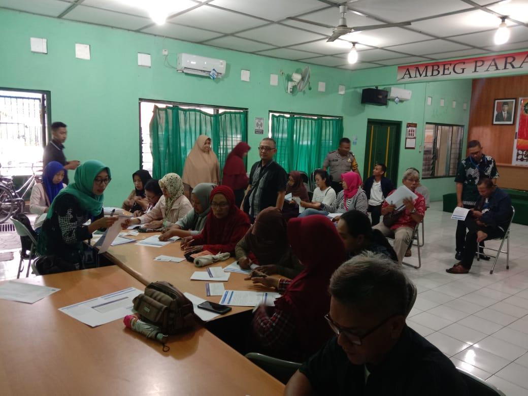 Kelurahan berkerja sama dengan Bank Jogja untuk Pembukaan Rekening bagi warga kel Sosromenduran